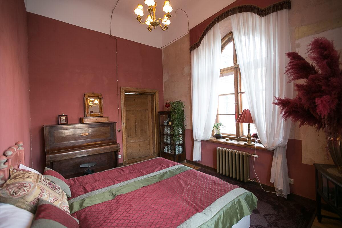 Sarkanā istaba